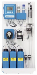 AMI Codes-II CC / Kolorymetryczny analizator stężenia środków dezynfekujących w wodzie
