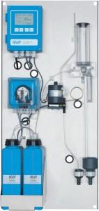 AMI Codes-II O3 / Pomiar stężenia śladowych ilości ozonu w wodzie farmaceutycznej