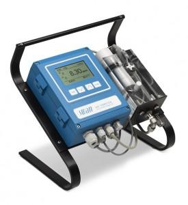 AMI INSPECTOR Oxygen / Przenośne urządzenie do pomiaru tlenu rozpuszczonego w obiegach wodno-parowych