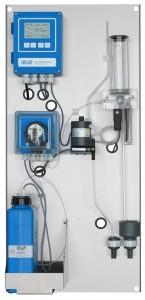 AMI Phosphate HL / Kolorymetryczny analizator stężenia fosforanów w wodzie kotłowej, chłodzącej i sieciach ciepłowniczych