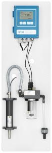 AMI pH-Redox M-Flow / Analizator ciągłego pomiaru pH lub potencjału redoks w wodzie do picia, odpadowej i ściekach