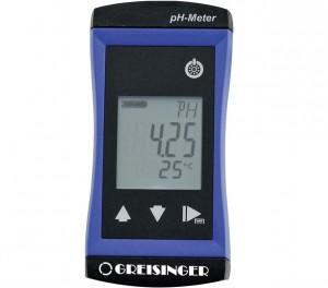 Przenośny miernik pH GHM Greisinger G1500