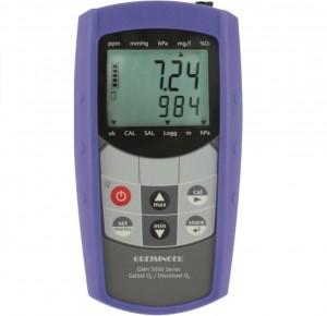 Przenośny miernik tlenu rozpuszczonego GMH5630/GMH5650
