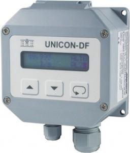 Przetwornik przepływu UNICON®-DF
