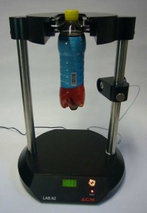 LAB.N2 / Bezinwazyjny pomiar ciśnienia N2 w butelkach