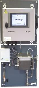 MS1200 / Analizator stężenia węglowodorów w wodzie
