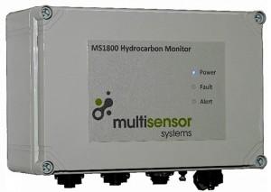 MS1800 / Monitor-Detektor Lotnych Związków Organicznych i Gazów w ściekach i wodach zrzutowych