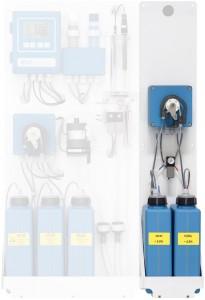 Cleaning Module-II / Moduł do automatycznego chemicznego czyszczenia układów pomiarowych w analizatorach SWAN
