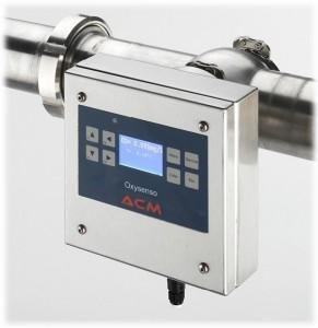 OX.40 OXYSENSO / Analizator luminescencyjny tlenu rozpuszczonego inline