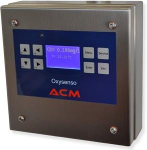 OX.40 OXYSENSO / Analizator luminescencyjny tlenu rozpuszczonego